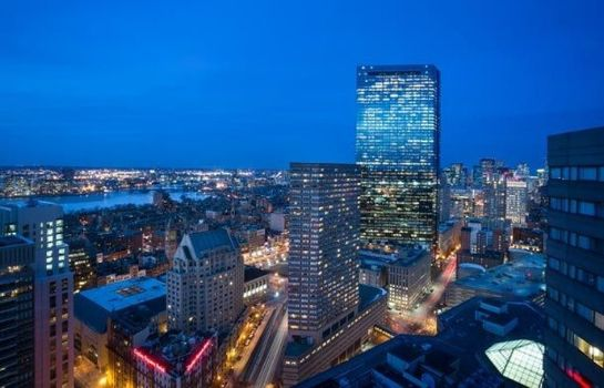 Pokój Boston Marriott Copley Place