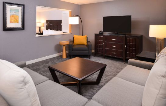 Suite Buffalo Marriott Niagara