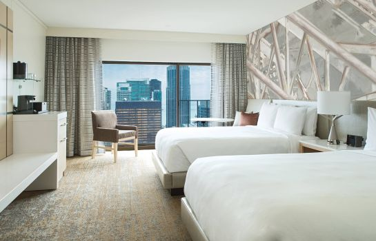 Zimmer Chicago Marriott Downtown Magnificent Mile