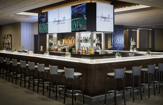 Restaurante Los Angeles Airport Marriott