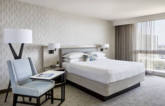 Habitación Los Angeles Airport Marriott