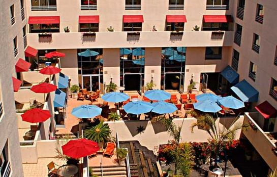 Bar hotelowy JW Marriott Santa Monica Le Merigot