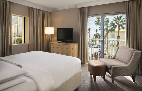 Suite JW Marriott Santa Monica Le Merigot