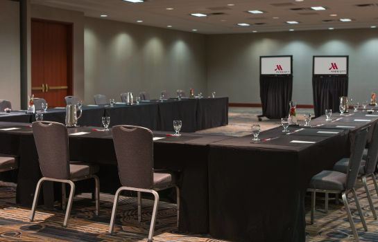 Conference room Kansas City Marriott Downtown