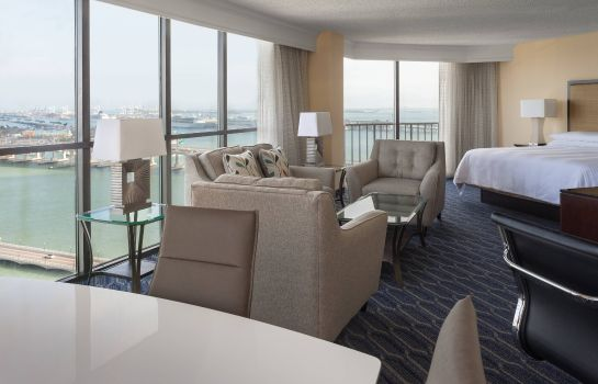 Suite Miami Marriott Biscayne Bay