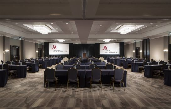 Sala congressi Miami Marriott Dadeland