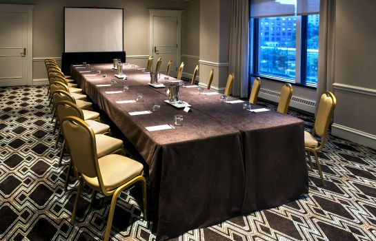 Sala congressi New York Marriott Downtown