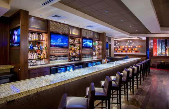 Hotelbar Philadelphia Airport Marriott