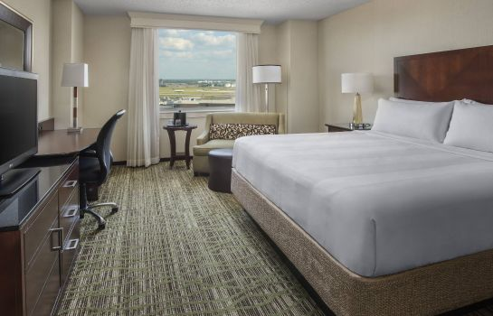 Kamers Philadelphia Airport Marriott