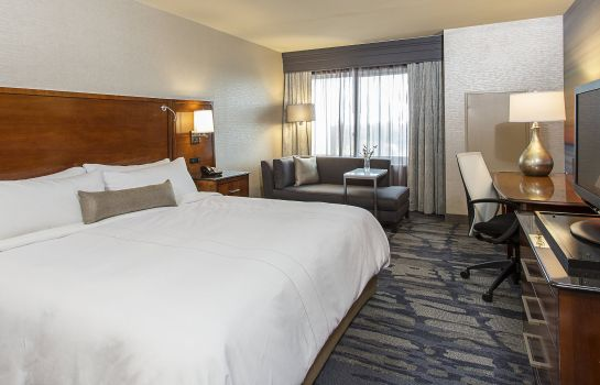Suite Rochester Airport Marriott