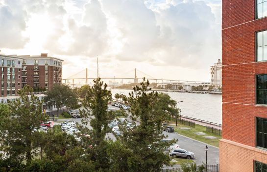 Zimmer Savannah Marriott Riverfront