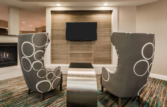 Hotelhalle Residence Inn Boston Brockton/Easton
