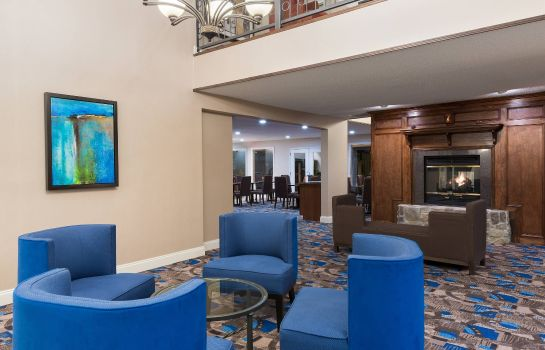 Hotelhalle Residence Inn Charlotte University Research Park