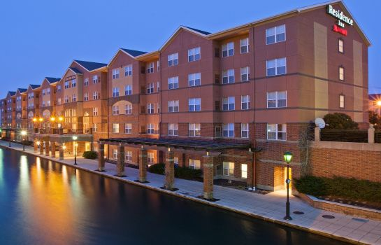 Info Residence Inn Indianapolis Downtown on the Canal