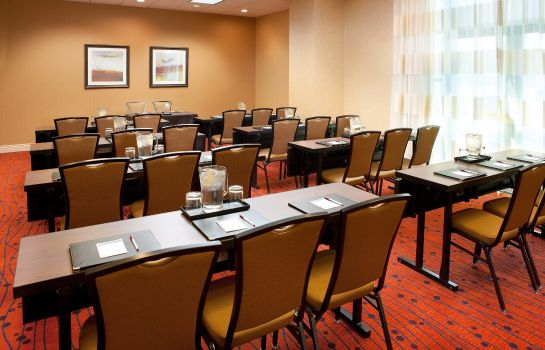 Conference room Residence Inn Las Vegas Hughes Center
