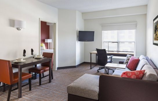 Suite Residence Inn Bloomington by Mall of America