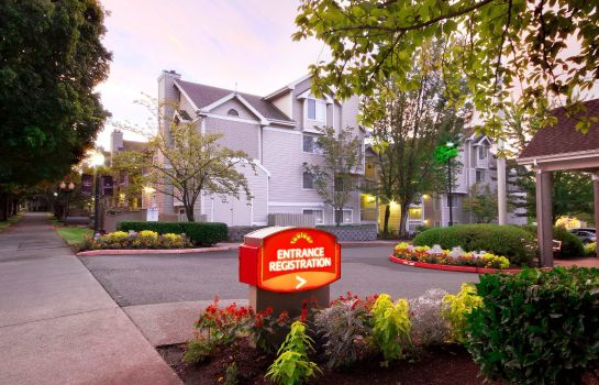 Vista exterior Residence Inn Portland Downtown/Convention Center