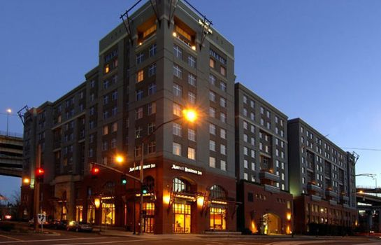 Vista exterior Residence Inn Portland Downtown/RiverPlace