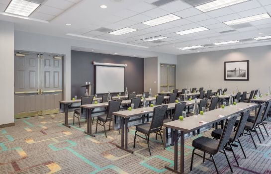 Sala de reuniones Residence Inn Portland Downtown/RiverPlace
