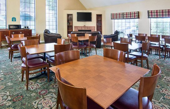 Restaurant MainStay Suites Bossier City