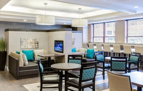 Restaurant Residence Inn Washington DC Downtown