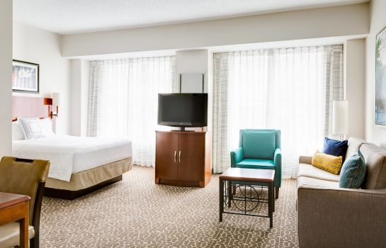 Suite Residence Inn Washington DC Downtown