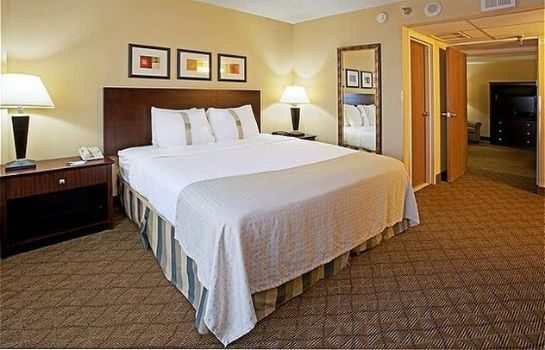 Suite Holiday Inn & Suites BEAUMONT-PLAZA (I-10 & WALDEN)