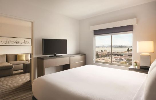 Room HYATT HOUSE EMERYVILLE SFO BAY AREA