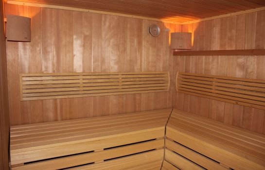 Sauna Hotel Sun Valley