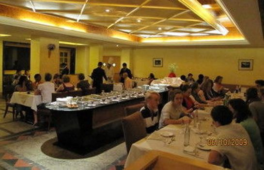 Restaurant Hotel Ritz Plaza