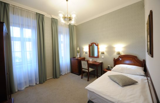 Single room (standard) Prince de Ligne