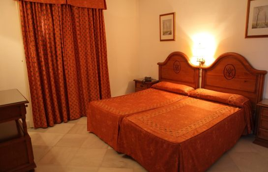Double room (standard) Chaikana Hostal