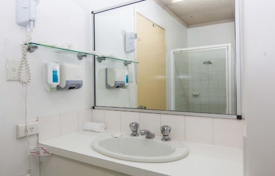 Bathroom City Stay Apartment Hotel