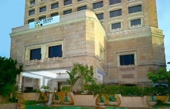 Exterior view Grand By GRT Hotels-Chennai