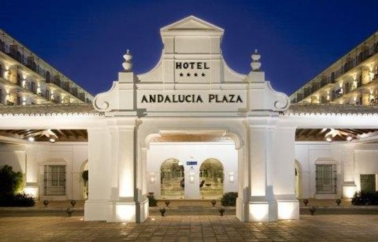 Exterior view H10 Andalucía Plaza hotel