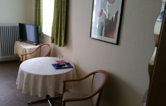 Double room (standard) Haus Inge Pension
