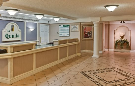 Hall LA QUINTA INN JACKSONVILLE ORANGE PARK
