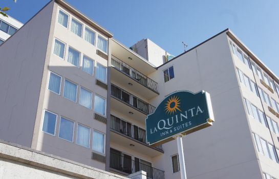 Außenansicht La Quinta Inn Ste Seattle Downtown