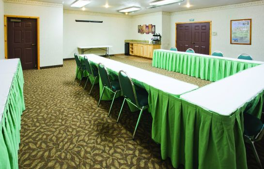 Conference room La Quinta Inn Ste Great Falls