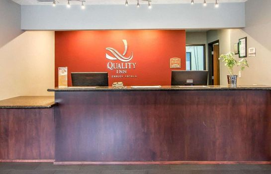 Hotelhalle Quality Inn Downtown Convention Center