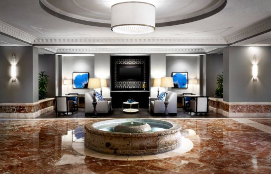 Hotelhalle Sheraton Suites Fort Lauderdale at Cypress Creek