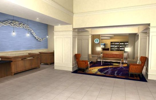 Hotelhalle DoubleTree by Hilton Boston North Shore