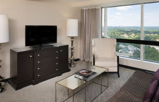Suite Sheraton Tysons Hotel
