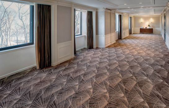 Salle de séminaires JW Marriott Essex House New York