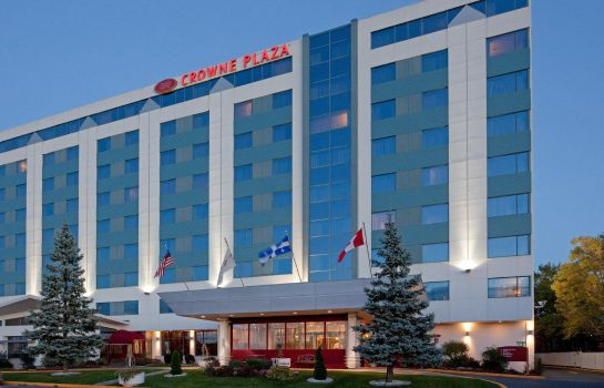 Exterior view Crowne Plaza MONTREAL AIRPORT