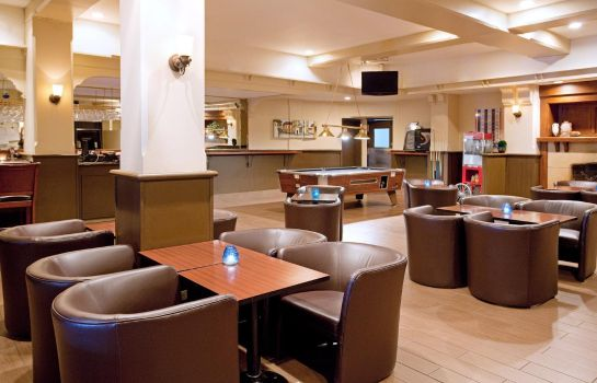 Hotel bar Crowne Plaza MONTREAL AIRPORT
