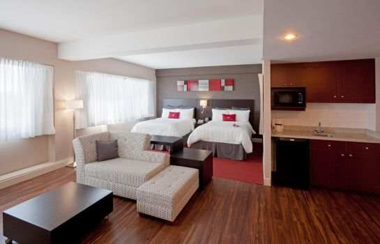 Room Crowne Plaza MONTREAL AIRPORT