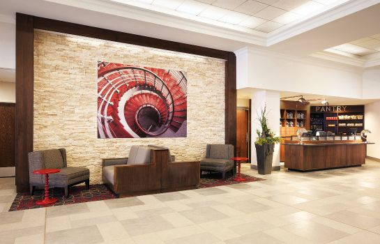 Lobby Four Points by Sheraton Kingston