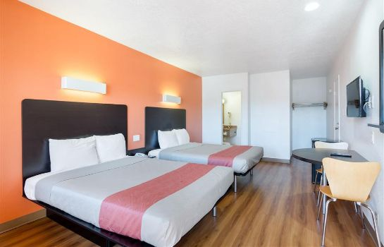 Zimmer MOTEL 6 SANTA FE PLAZA - DOWNTOWN