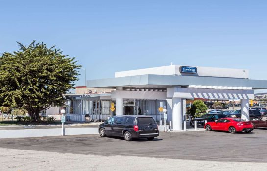 Außenansicht TRAVELODGE SAN FRANCISCO SFO